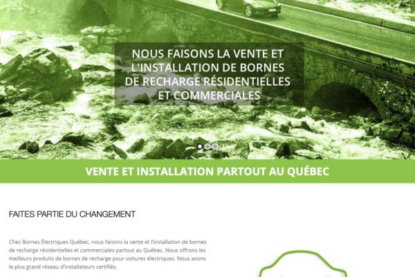 Bornes Électriques Québec